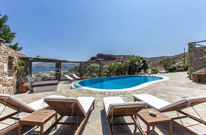 Villa PAN Mykonos Greece