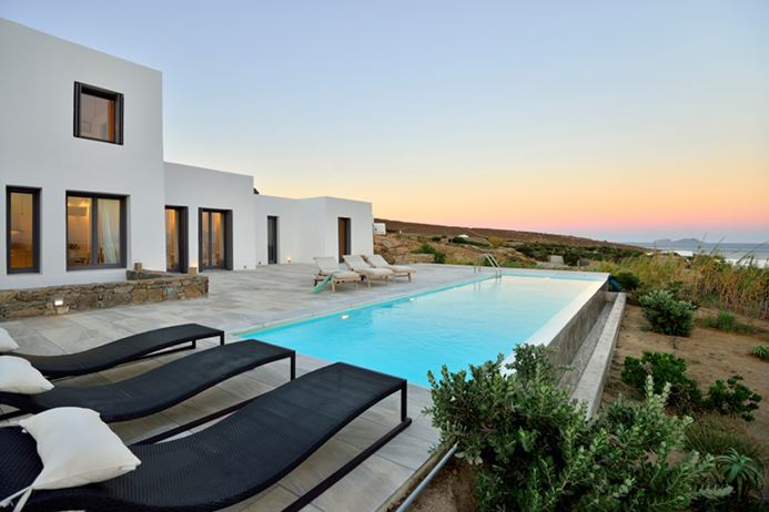 Villa WR1 Mykonos Greece